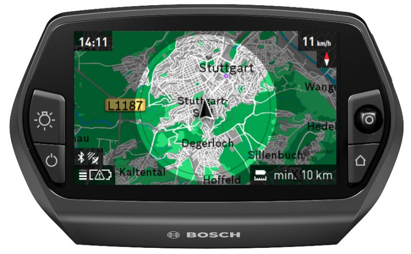Nyon Premium bosch display digital