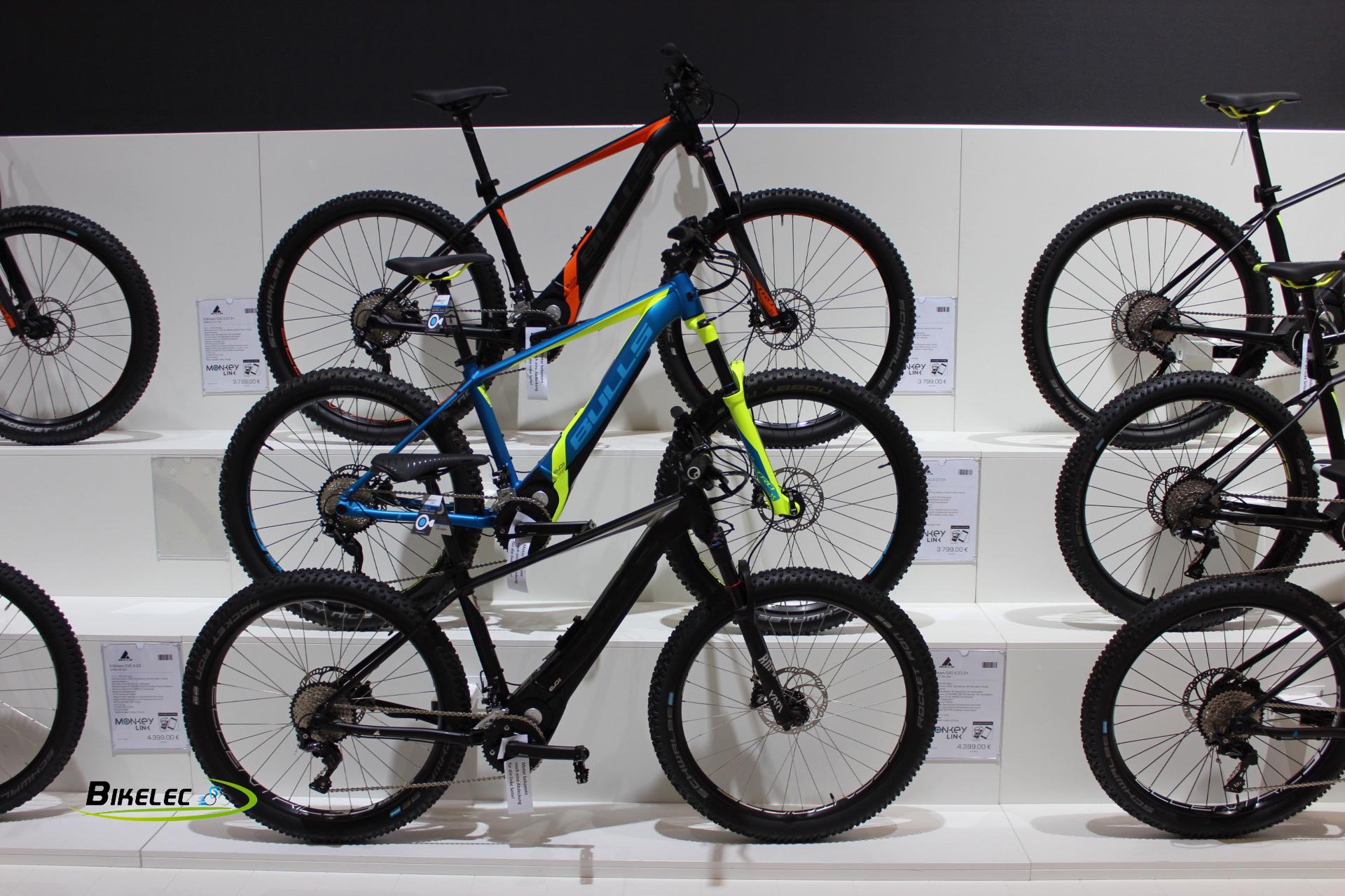 Novedades Bulls Bikes 2018 Motor Brose - Parte 2 - Bicicletas Eléctricas