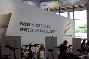 Stand Centurion 2019 Eurobike