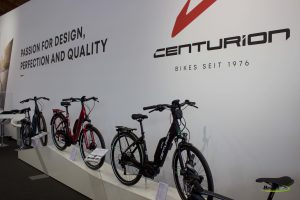 Centurion bicicleta electrica ciudad 2019