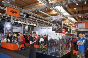 KTM 2019 stand Eurobike