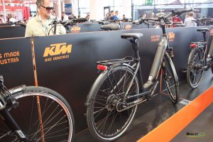 Ktm Ectb Bosch bateria integrada
