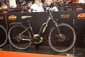 KTM semi integrada Bosch 2019