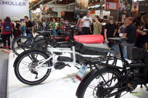 Riese & Muller bicicleta de carga