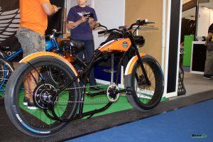 Bicicleta Harley Davidson