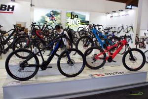 Bicicleta montaña motor brose