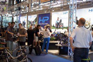 Stand HP Velotechnik Eurobike 2019