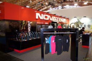 Stand Novatec Eurobike 2019