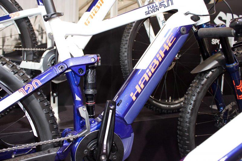 Motor y bateria Yamaha 2019
