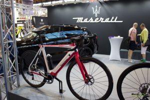 Bicicleta carretera maserati 2019