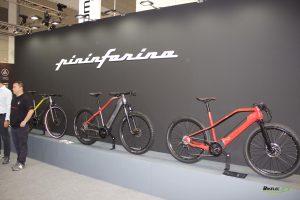 Bicicleta electrica Pinifaria 2019