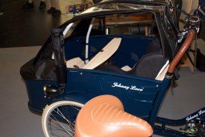 trike Johny loco transporte personas