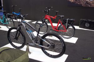 bicicleta electrica Benelli
