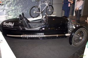 Morgan Pashley British car