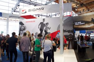Stand Sigma Eurobike 2019