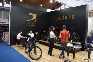 Stand Jaguar Eurobike 2019
