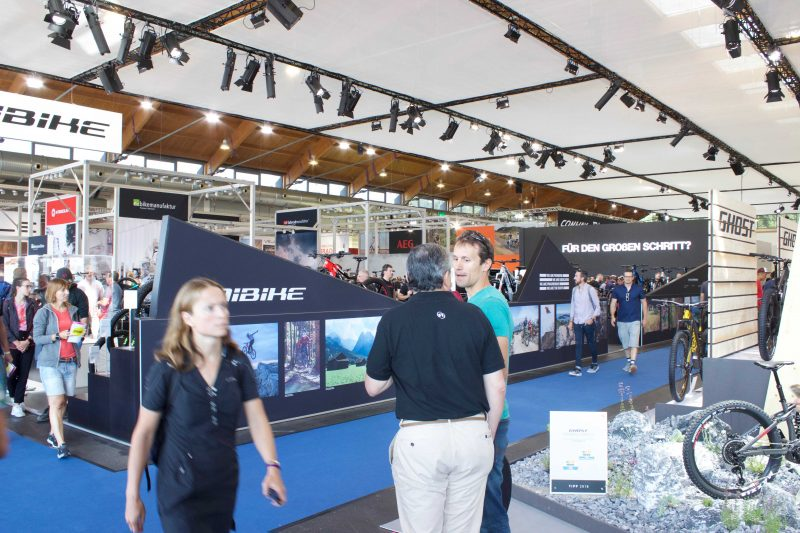Exposicion Haibike Eurobike 2019