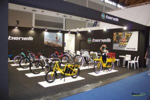 Stand Benelli eurobike 2019
