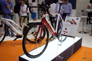 bicicleta electrica maserati motor bafang